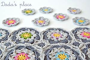 Secret Garden Shawl Free Crochet Tutorial