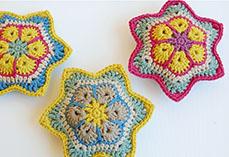 African Flower Stars
