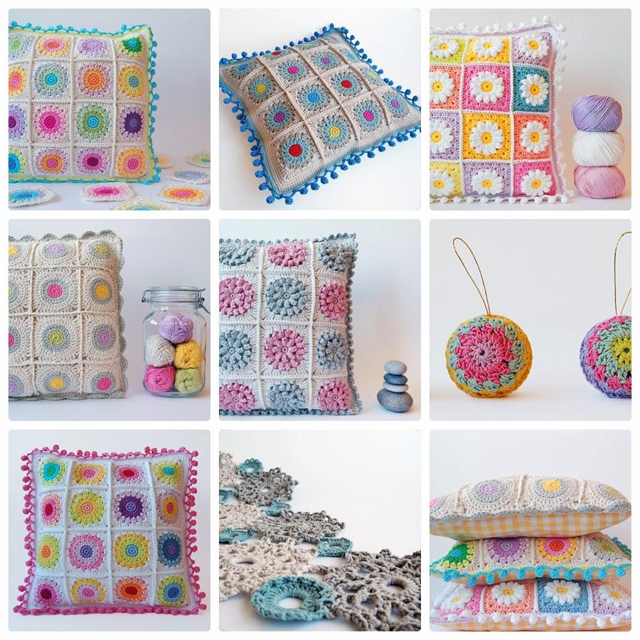 Beautiful Dadas place crochet