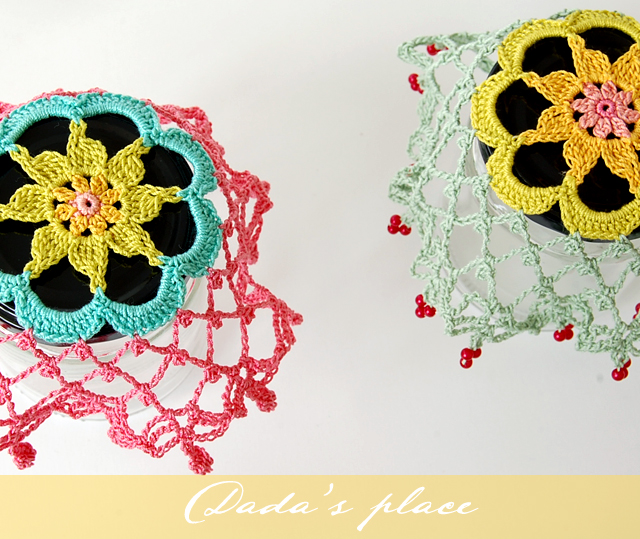 Beautiful doilies