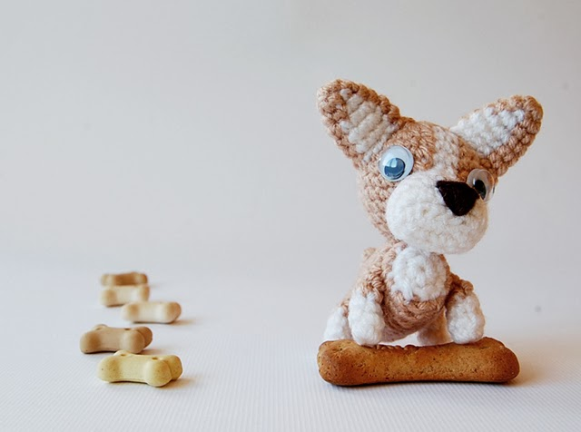 Cutest amigurumi dogs