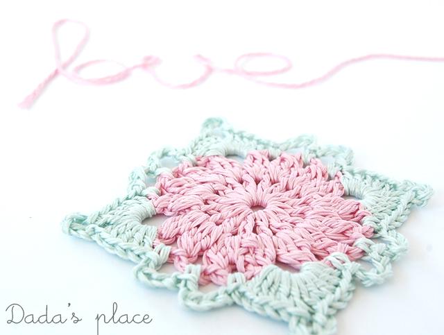 Dadas place crochet motif