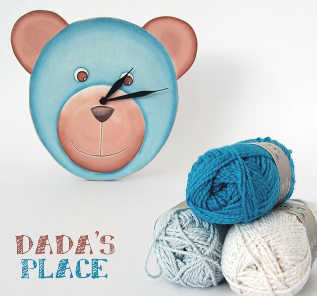 Dadas place stylecraft yarn