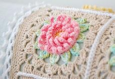 English Garden Blanket