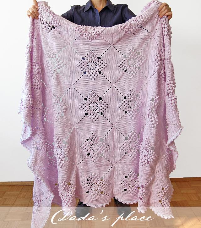 Free crochet border pattern