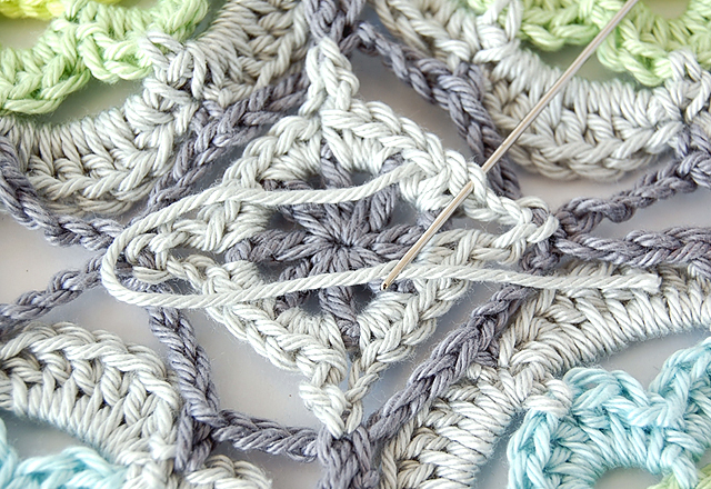 Free crochet pattern and step by step photo tutorial