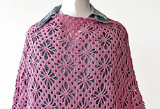 Japanese Lacy Scarf