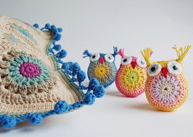 Pom pom edge crochet free pattern