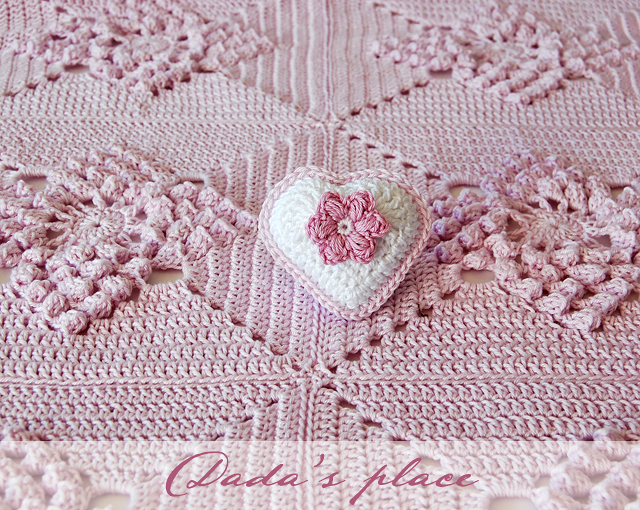 The Smitten Crochet Blanket