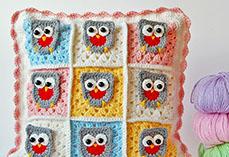 Little Owl Pillow