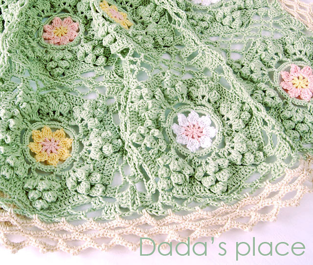 b21fa7408ab9c How To Be a Wildflower Blanket Pattern