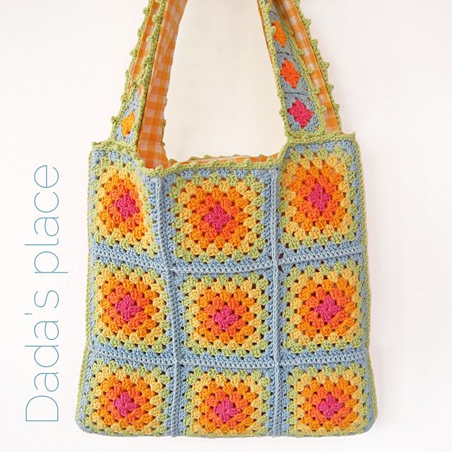 if you like crochet bags, click here to see my previous crochet bags ...