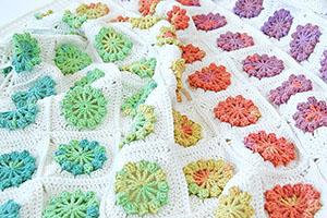 Free Crochet Pattern: The Whisper of Joy Blanket