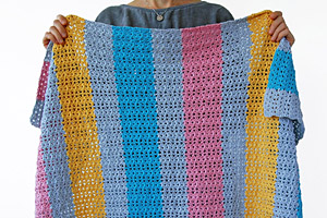 Free Crochet Pattern: Lily's Blanket