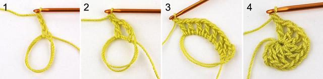doily free crochet pattern