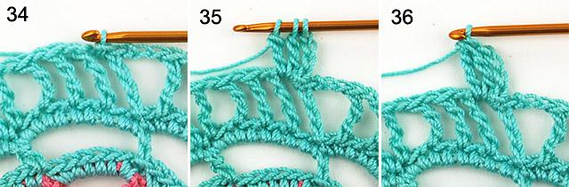 mandala free crochet pattern