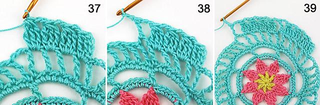 mandala crochet pattern by dadas place