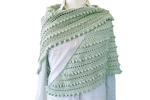 Kaya Shawl Pattern