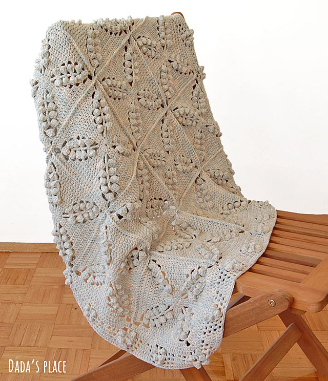Norwegian forest blanket pattern by dadas place