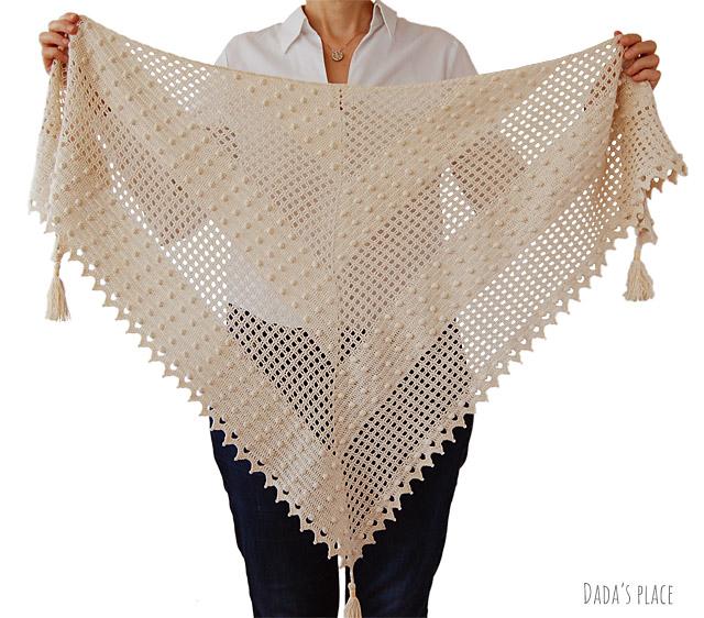 Awana crochet pattern
