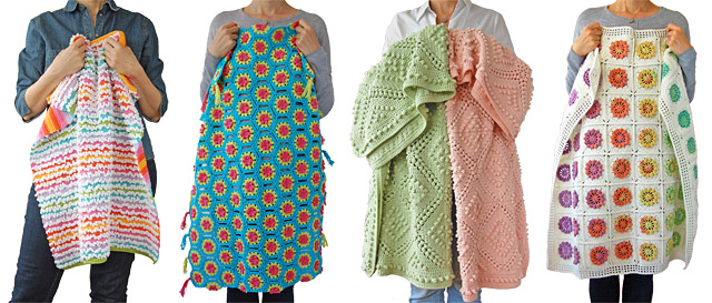 Free crochet blanket patterns by dadas place