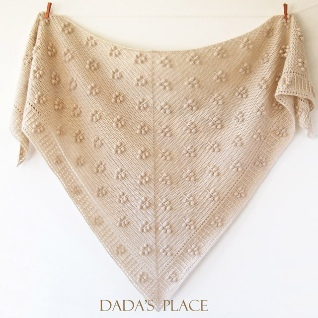weldy crochet shawl pattern by dadas place