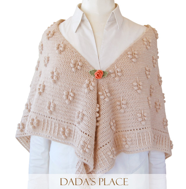 Weldy shawl pattern by dadas place 2