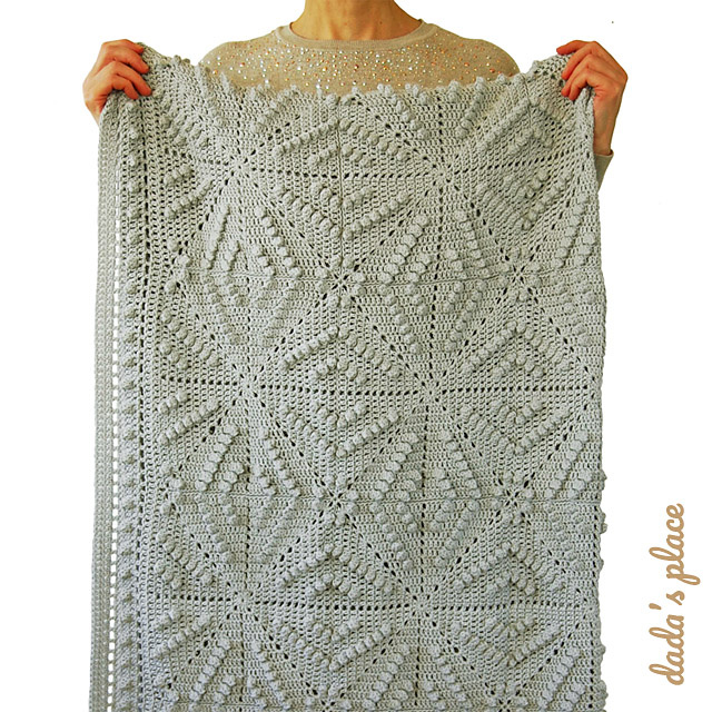 Menya blanket pattern by dadas place 8