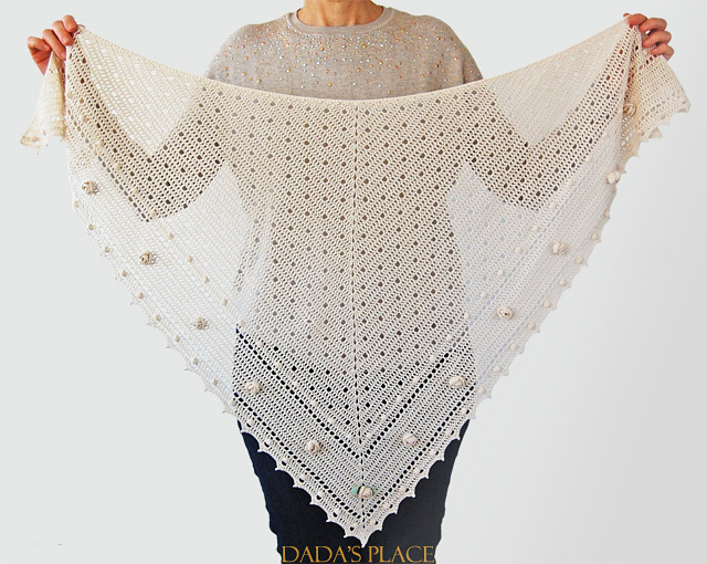 Summerhill Shawl pattern