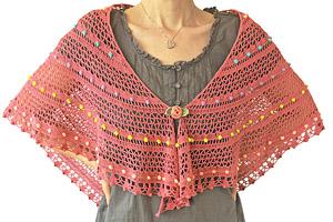 Lelia shawl crochet pattern by dadas place 8